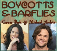 Grace Park and Michael Andris -Boycotts and Barflies, Victoria Michaels