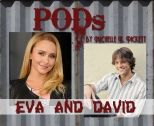 Eva and David Pods by Michelle Pickett