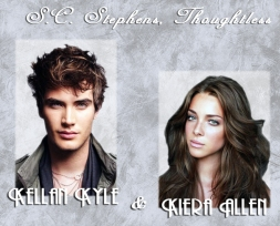Kellan Kyle and Kiera Allen Thoughtless by Author SC Stephens
