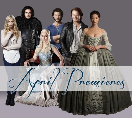 Bitten | Outlander | Game of Thrones